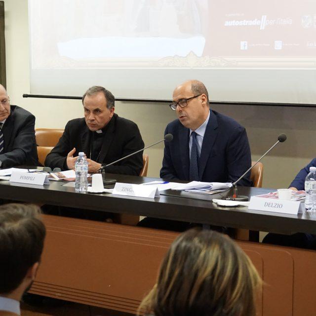 Da Greccio a Rieti, la Valle del Primo Presepe: presentata in Vaticano la partnership con Autostrade e Regione Lazio