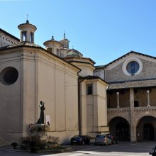 Il Palazzo Papale o Vescovado