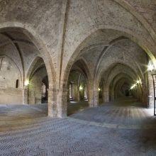 Archi del Palazzo Papale