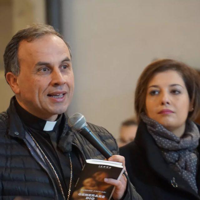 """Le parole di mons. Domenico Pompili in occasione della cerimonia di chiusura della 1°edizione della """"Valle del Primo Presepe"""""""