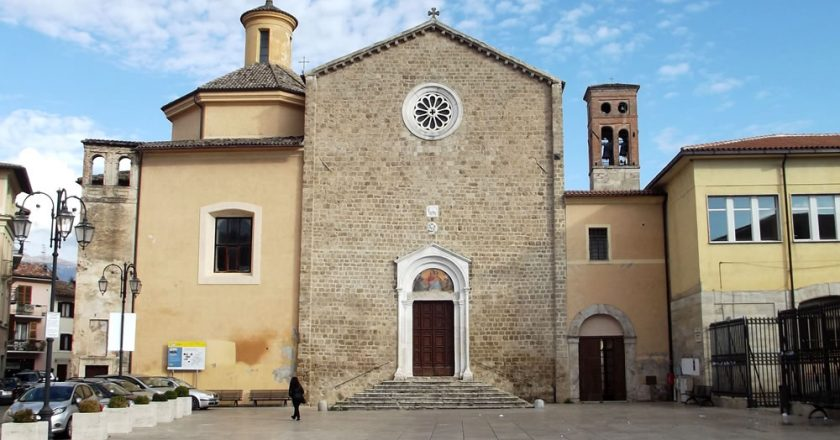 Chiesa di san Francesco Rieti