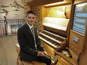 La grande musica in chiesa - Tre concerti d'organo di Frédéric Deschamps @ Rieti